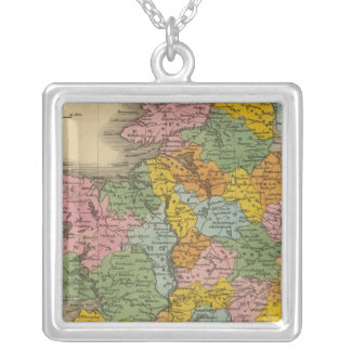 Ireland 10 silver plated necklace