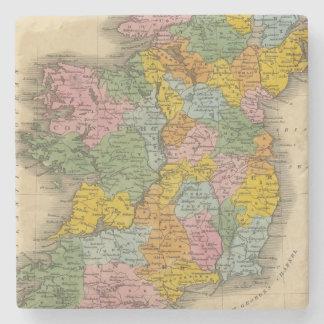 Ireland 10 stone coaster