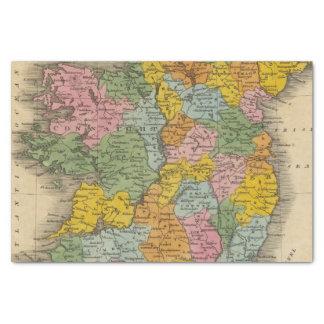 Ireland 10 tissue paper