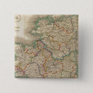 Ireland 12 15 cm square badge