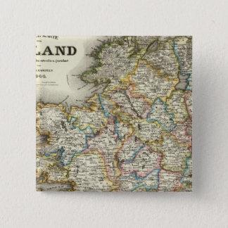 Ireland 13 15 cm square badge