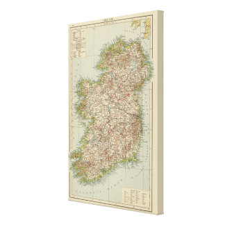 Ireland 13 canvas print