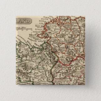 Ireland 18 15 cm square badge