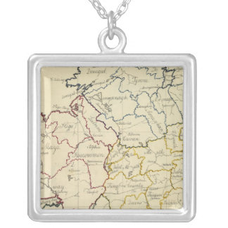 Ireland 21 silver plated necklace