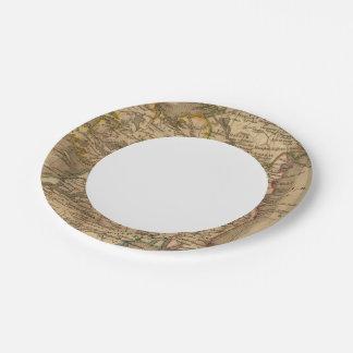 Ireland 4 2 7 inch paper plate