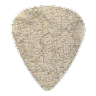 Ireland 4 acetal guitar pick
