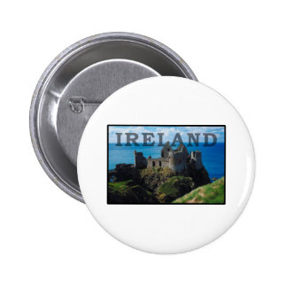Ireland 6 Cm Round Badge