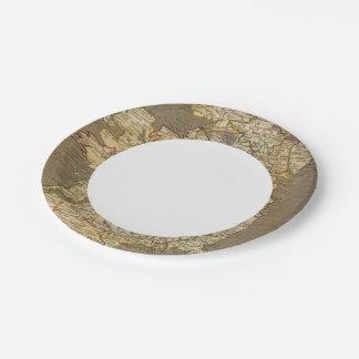 Ireland 8 7 inch paper plate