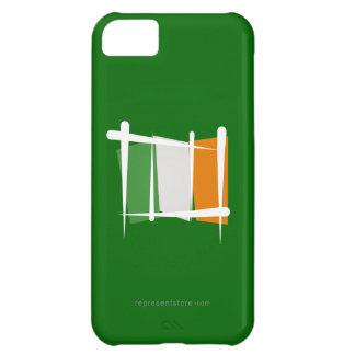 Ireland Brush Flag Case For iPhone 5C