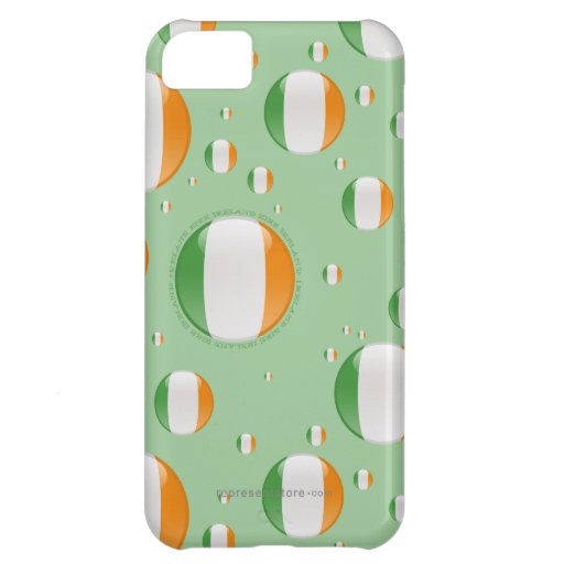 Ireland Bubble Flag iPhone 5C Cover