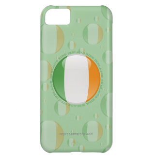 Ireland Bubble Flag Case For iPhone 5C