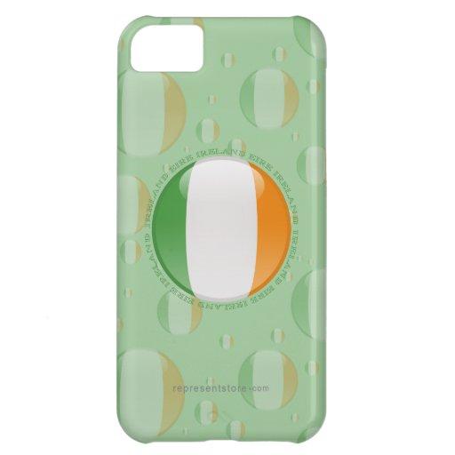 Ireland Bubble Flag Case For iPhone 5C