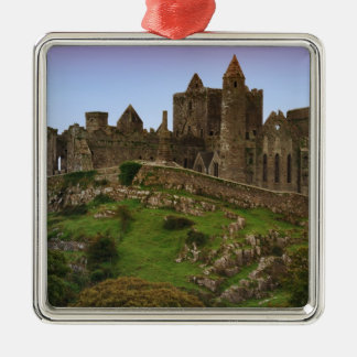 Ireland, Cashel. Ruins of the Rock of Cashel 2 Christmas Ornament