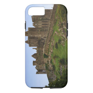Ireland, Cashel. Ruins of the Rock of Cashel 2 iPhone 8/7 Case