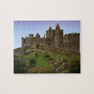 Ireland, Cashel. Ruins of the Rock of Cashel 2 Jigsaw Puzzle