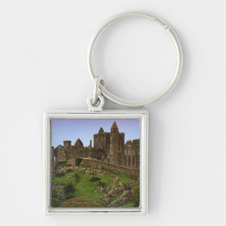 Ireland, Cashel. Ruins of the Rock of Cashel 2 Key Chains
