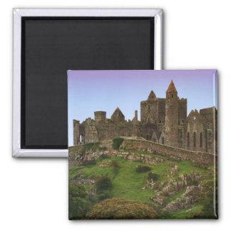 Ireland, Cashel. Ruins of the Rock of Cashel 2 Magnet