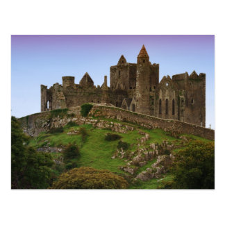 Ireland, Cashel. Ruins of the Rock of Cashel 2 Postcard