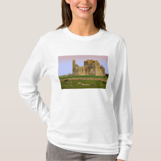 Ireland, Cashel. Ruins of the Rock of Cashel T-Shirt