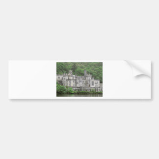 Ireland Castle Bumper Sticker