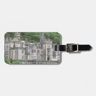 Ireland Castle Luggage Tag