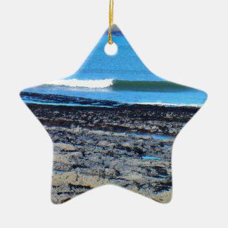 Ireland Ceramic Star Decoration