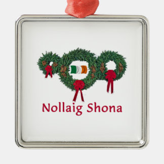 Ireland Christmas 2 Christmas Ornament