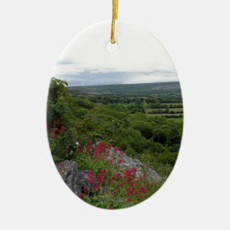 Ireland Christmas Ornament