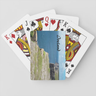 Ireland---Cliffs of Inishmore Playing Cards