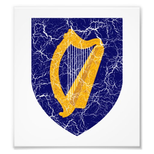 Ireland Coat Of Arms Photo