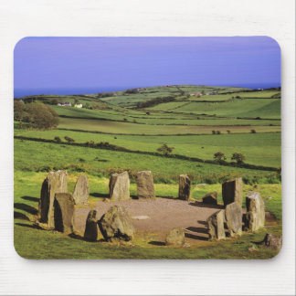 Ireland, County Cork. The Dromberg Stone Mouse Pad