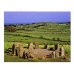 Ireland, County Cork. The Dromberg Stone Post Card