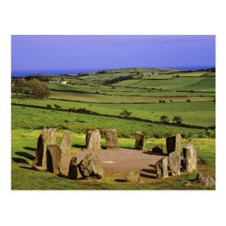 Ireland County Cork The Dromberg Stone Post Card