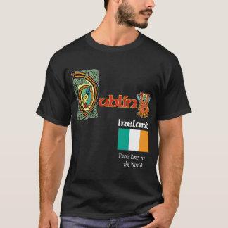 Ireland County Dublin Dark T Shirt