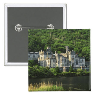 Ireland, County Galway, Connemara. View of the 15 Cm Square Badge