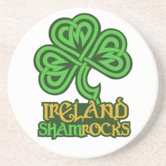 Ireland custom coaster