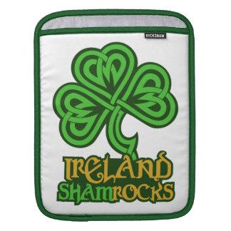 Ireland custom iPad sleeve