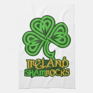 Ireland custom kitchen towel