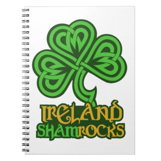 Ireland custom notebook