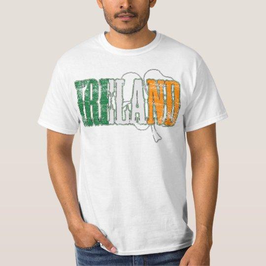 Ireland (distressed) T-Shirt