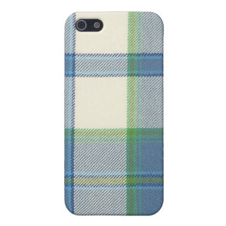Ireland Dress Blue Tartan iPhone 4/4S Hard Case iPhone 5 Case