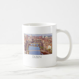 Ireland Dublin River Liffey (St.K.) Coffee Mug