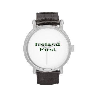 Ireland First Watch
