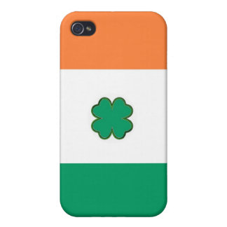 Ireland flag for Irish fans iPhone 4 Cover