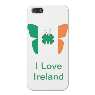 Ireland flag for Irish fans iPhone 5 Cover