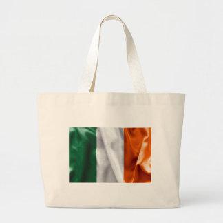 Ireland Flag Jumbo Tote Bag