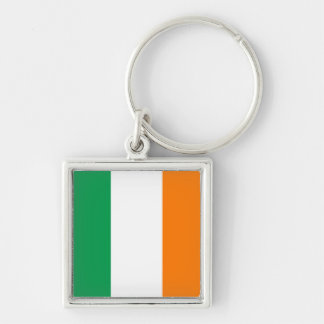 Ireland Flag Keychain