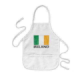 Ireland Flag Kids Apron