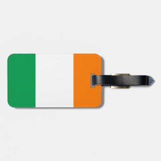 Ireland Flag Luggage Tag