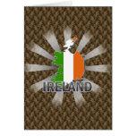 Ireland Flag Map 2.0
